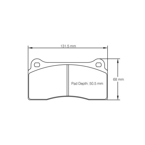 BMCS Brake Master Cylinder Stopper for Nissan GTR R35 VR38DETT