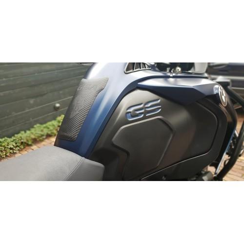 R1250GSA Rubbatech UT4 Carbon Tank Pad BMW R1200GSA