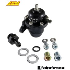 AEM HONDA OFFSET Fuel Pressure Regulator #25-301BK