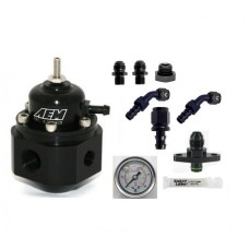 AEM  Universal Adjustable Fuel Pressure Regulator - Mitsubishi EVO 4G63 DIY Kit