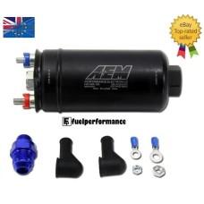 AEM 380LPH Inline High Flow Fuel Pump  # 50-1005