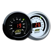 AEM Digital 52mm Boost Gauge -30 - 35psi    #30-4406