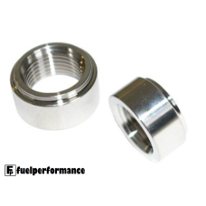 Low Profile Stainless Steel Bung Boss for Lambda Oxygen O2 Sensor M18 x 1.50mm