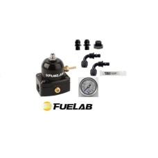 FUELAB 51502-1 Fuel Pressure Regulator DIY Kit  (BLACK)